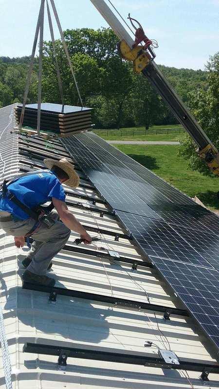 Solar Crawford Electric Inc.